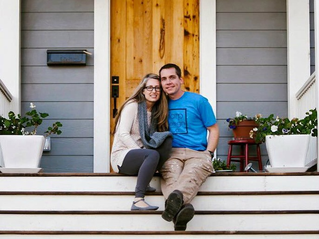 Clint and Kelly Harp of Harp Design Co. in Waco
