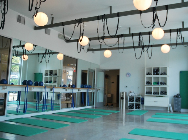 Define Body & Mind Austin studio room