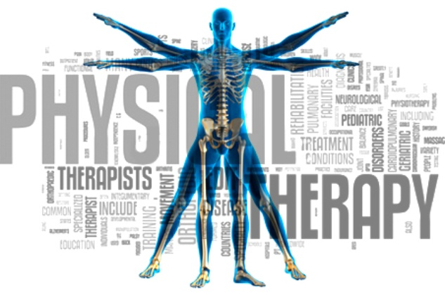 Physical therapy graphic
