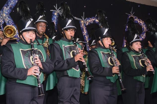 News, KIPP Academy gala, April 2015, KIPP Generations Collegiate Band