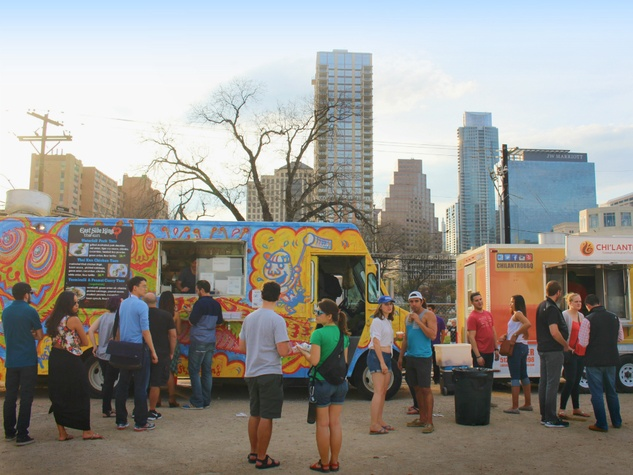 SXSW_SouthBites_food tailer park_East Side King_Chi'lantro_2015