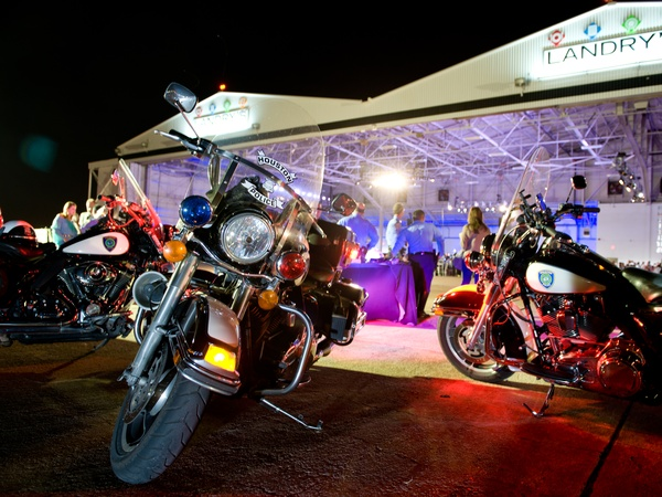072, Houston Police Department gala, October 2012, HPD Motorcycle squad , Harley Davidson bike, motorcycle