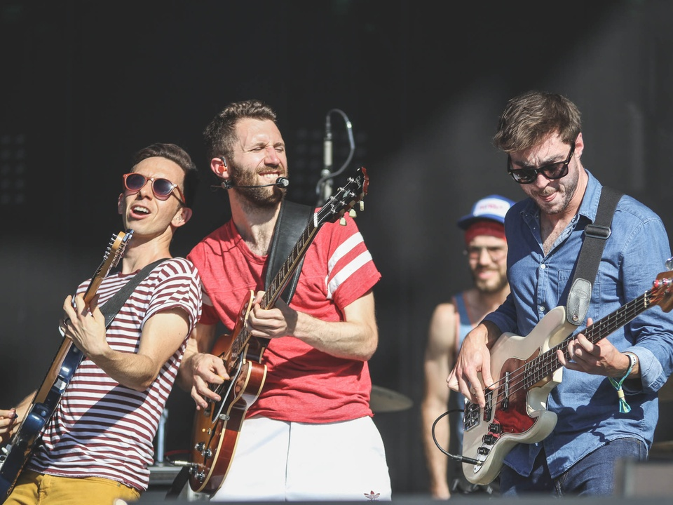 Austin City Limits Festival ACL Fest 2017 Weekend Two Vulfpeck