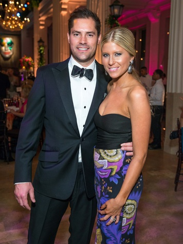 21 Jay and Ali Fields at the Children's Museum Gala October 2014