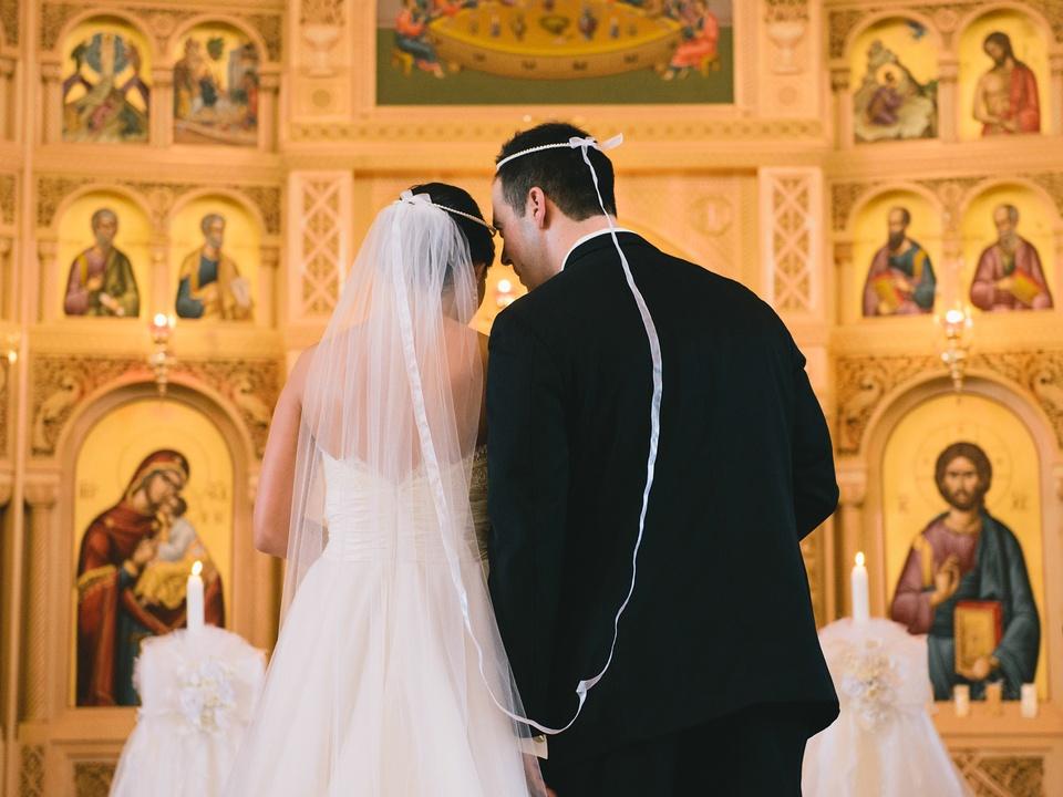 12 Spectacular Weddings February 2014 Jamie and Takis Wedding