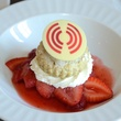 198 Old-fashioned strawberry shortcake at the Houston Center for Contemporary Craft spring luncheon May 2014
