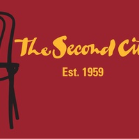 logo for Second City theatre of Chicago