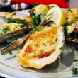 Pappadeaux baked oysters