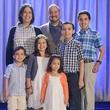 The DeLeon family, thrive event,