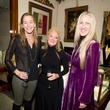57 Hollis Grace, from left, Susan Pelletier and Anita Kruse at the Valobra Pin Oak holiday party December 2014