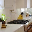 Kitchen in custom home by Joseph Santarelli, JDS Designs