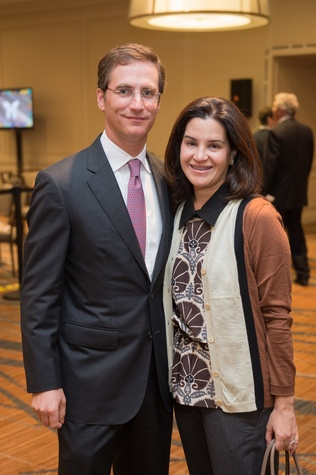 24 Marc and AnnaLee Jacobs at the Guardian of the Human Spirit luncheon November 2014