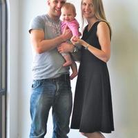 News_Shelby_Love Stories_February 2012_Kristen Dimmock_Neil Dimmock_daughter Ellie Rose