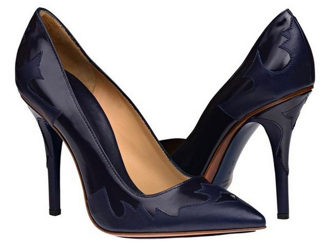 Lucchese Carina Heel