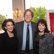 Lois Stark, from left, Paul Bloom and Ellen Susman at the Jung Center dinner April 2014