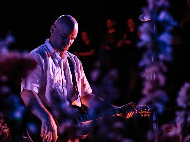Faith No More at Austin Music Hall July 2015 Jon Hudson