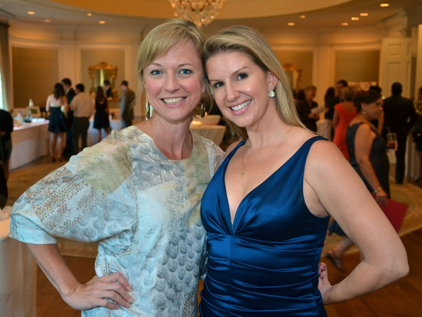 Leukemia Man and Women of Year finale, June 2012, Reyne Hirsch, Lori Freese