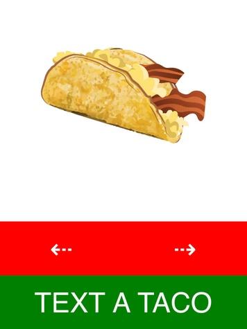 breakfast taco Taco Texas emoji
