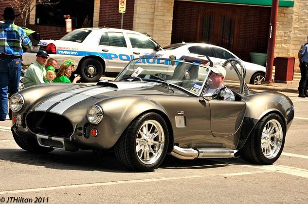 News_St Paddys classic cars