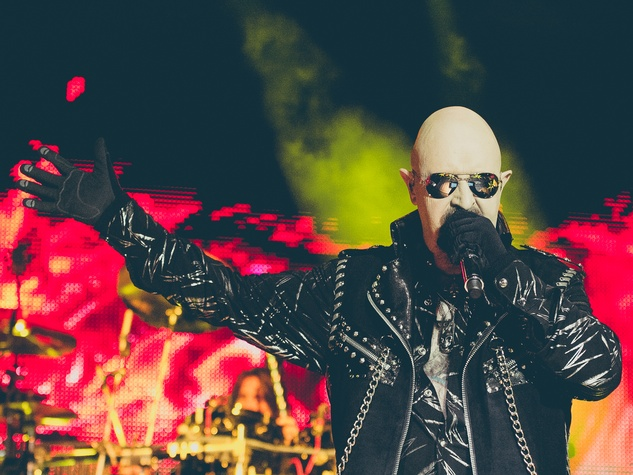 Fun Fun Fun Fest 2014 Day 1 Judas Priest