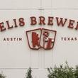 Celis Brewery sign