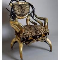 Joseph Campana, MFAH, Made in America, July 2012, Friedrich, Rocking Chair