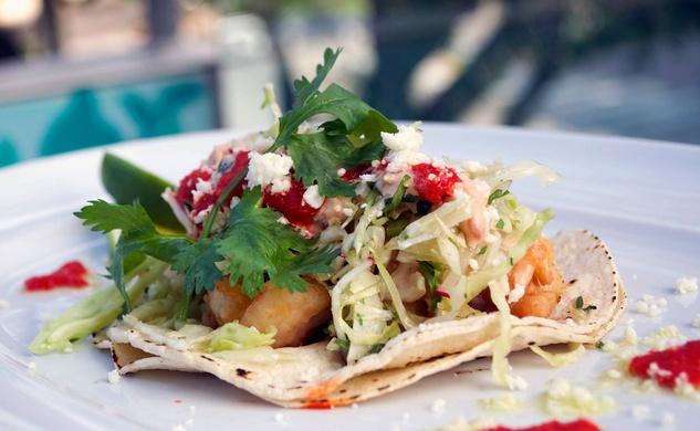 RDG Bar Annie tacos