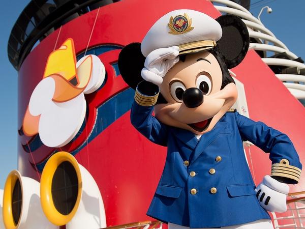 Disney Cruise Line Mickey Disney Cruise Line's Four