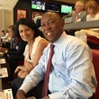 Houston Texans season opener, 9/26 Renu Khator, Sylvester Turner
