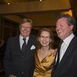 3 Lars Lerup, from left, Linda Sylvan and Carlos Jimenez at the Rice Design Alliance Gala November 2014