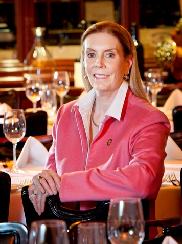 Dallas Master Sommelier Barbara Werley