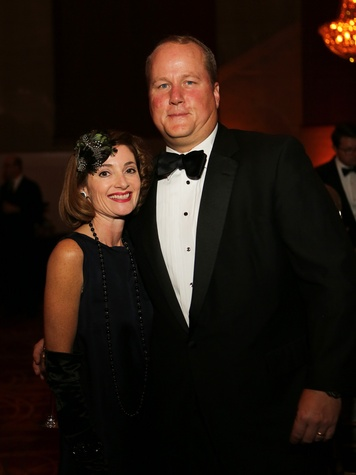 2 Amy and Todd Miller at the Society for the Performing Arts Gala March 2014
