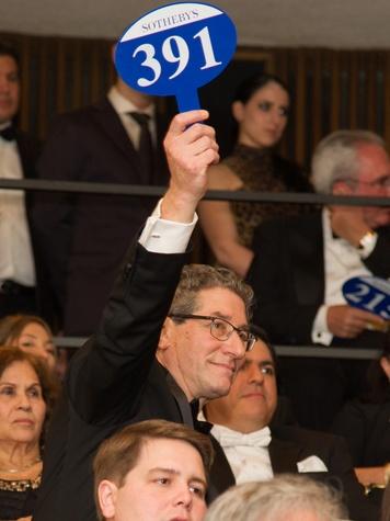 Dan Pollock at the MFAH Latin American Experience November 2013