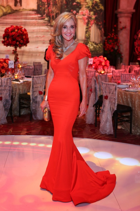 8896 Jana Arnoldy wearing Alexander McQueen Best Houston Grand Opera HGO gala gowns April 2015
