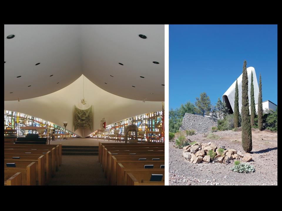 12, AIA Houston, Sacred Spaces, audio photo essay, November 2012, Temple Mount Sinai, El Paso