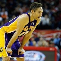 Steve Nash, Lakers, basketball, January 2013