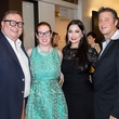 Steve & Anne Stodgehill, D'Andra Simmons, Jeremy Lock, dallas art fair preview gala