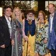 Kean and Conztanza Etro, Derrill Osborn, Elisa and Stephen Summers