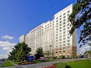 Sheraton Suites Houston Galleria hotel exterior day