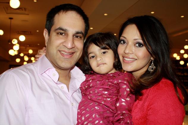 News, Shelby, Rekha Muddaraj, Paxmi BadlaniDr. Neil Badlani Brasserie 19, Jan. 2015
