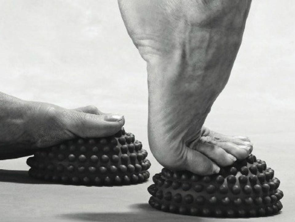 Yamuna Feet Wakers