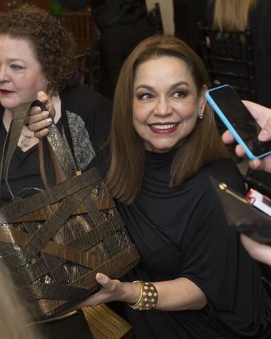 Nancy Gonzalez at Nancy Gonzalez at Saks Fifth Avenue November 2014