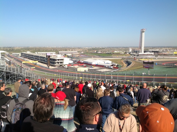 Austin Photo: Kevin_Formula 1 day 1_November 2012_track