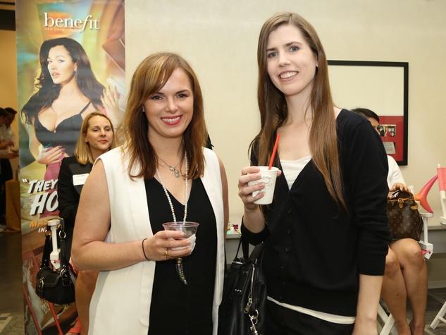 WOW Membership Fiesta 2015 Tiffany Blaylock, Leslie Robinson