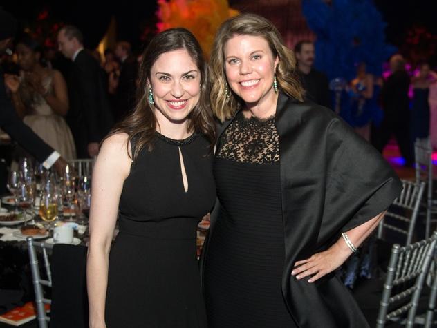 Houston, Houston Symphony Ball, May 2017, Kate Boatright, Claudia Kreisle