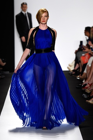 Carmen Marc Valvo spring 2015 collection