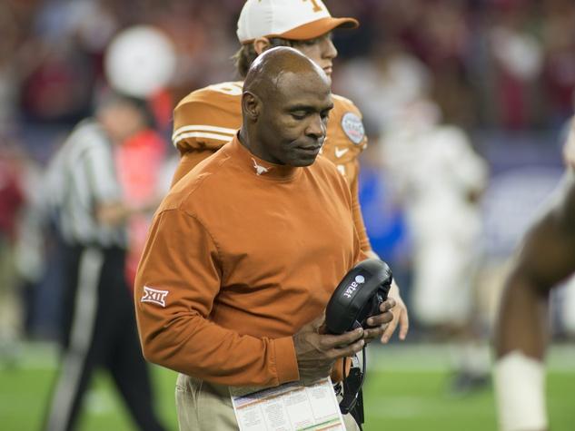 Charlie Strong UT Texas Bowl