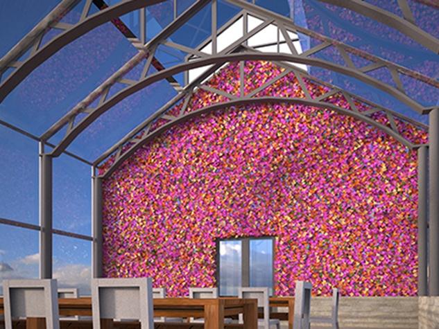 Cane Island in Katy renderings November 2014 conservatory