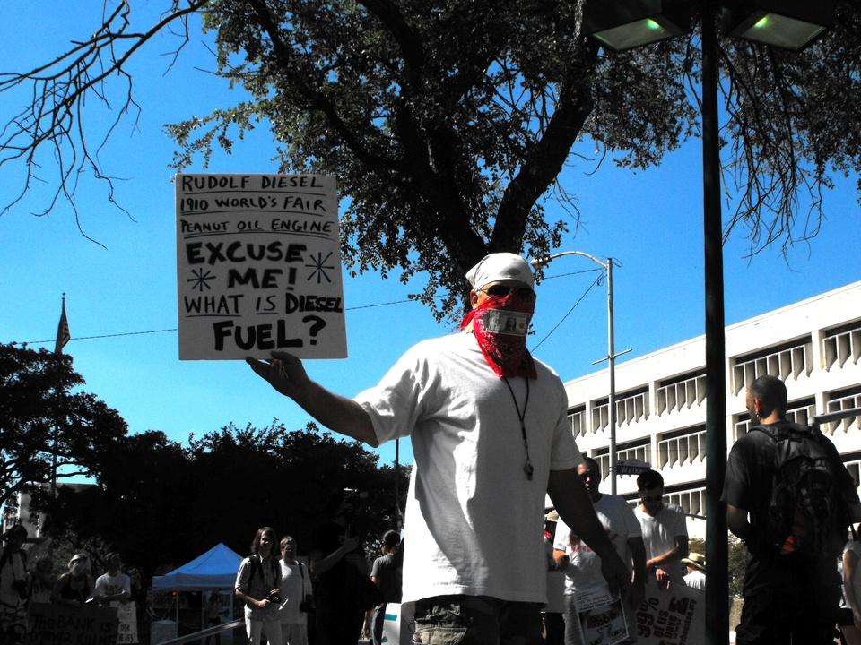 Occupy_Houston_Silent_Protest_Occupier_Diesel
