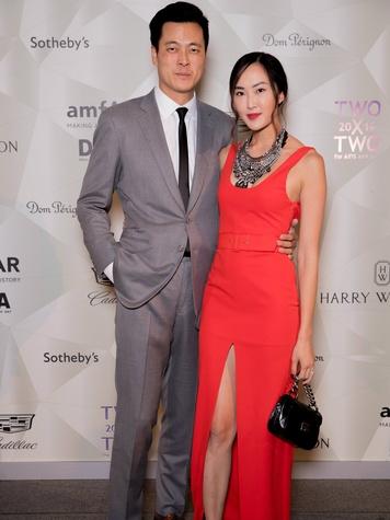 Allen Chen, Chriselle Lim